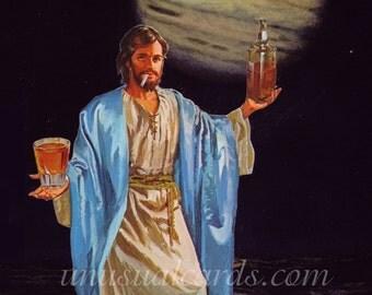 Whiskey Jesus