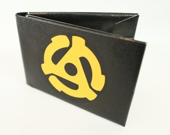 45 rpm Duct Tape Wallet - by jDUCT