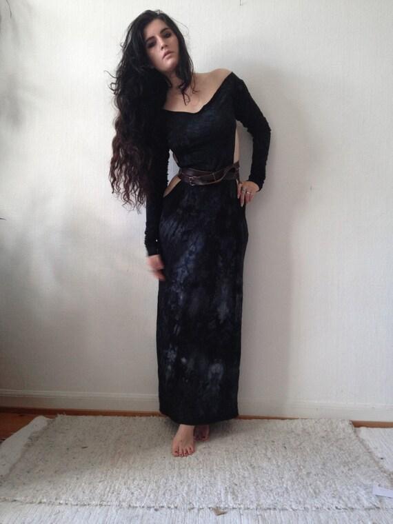 Side Cutouts Dress