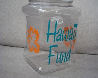 Hawaii Fund Savings Container