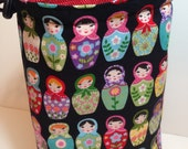 Project Bag - Nesting Dolls