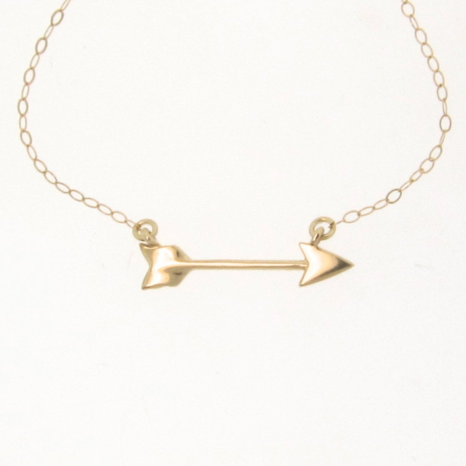 Arrow Necklace 14k Gold Sideways Cupid Arrow Celebrity. Designer Jewellery. Flip Flop Pendant. European Cut Engagement Rings. Vintage Style Engagement Rings. Idea Bracelet. Animal Necklace. Handmade Pendant. Double Ball Stud Earrings