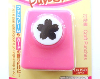 Japanese Paper Punch Cherry Blossoms M Size