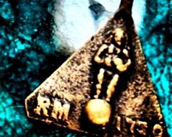 Reliquary Shrine Box . Seven ArchANGELS .DIOS del MUNDO . amulet . talisman . Anting Anting . agimat. Philippines
