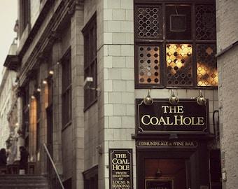The Coal Hole - London Landscape Photography Print