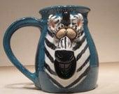 Happy Zebra Mug ...           e405