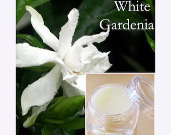 White Gardenia Solid Perfume