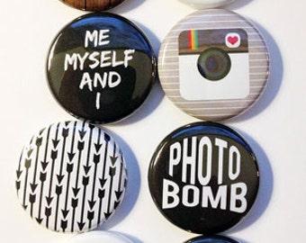 Photo Bombed/Selfie Flair