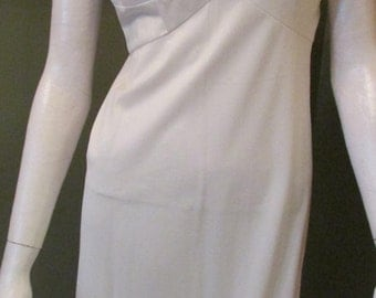 "Vanity Fair Off White Slip with Lace Vintage Size 36"" Bust"
