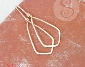 NEW Large Kite Earwires, Earrings, Jewelry Findings, Jewelry Supplies