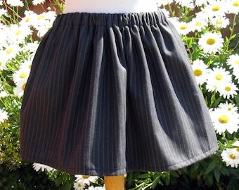 Upcycled Mini Skirt