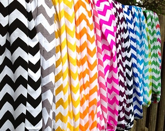 any 5 chevron infinity scarves wid e and long wholesale bulk cotton