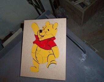 Pooh Puzzle