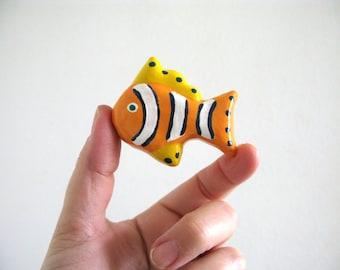 Clown Fish - Furniture Knob
