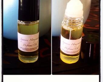 Custom Scented Roll On Perfume Oil
