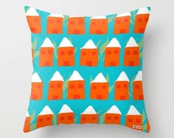 Scandinavian Pillow - Decorative pillow cover - Colorful pillow cover - Modern pillow cover - pillow case - Designer cushion cover