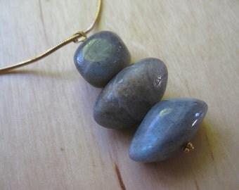Insouciant Studios Rock Slide Necklace