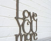 Love You More (child, valentine, wife, husband)