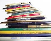 Vintage Instant Pen Collection - Ball Point, Advertising, Arkansas,  Souvenir and More