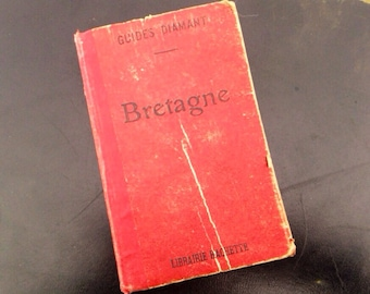 1928 Travel Guide to France - Guides Diamont