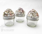Mason Jar Cupcake Party Favor