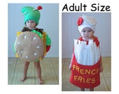 Adult Couple Costumes Halloween Twins Teen Mens Womens Dress Up Cosplay