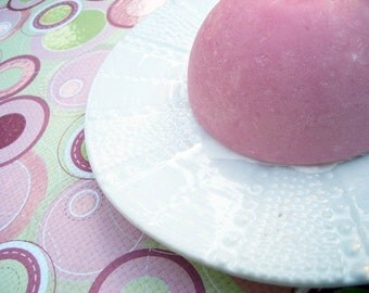 Solid Shampoo Bar Pink Sugar Fragranced  Shampoo That Rocks