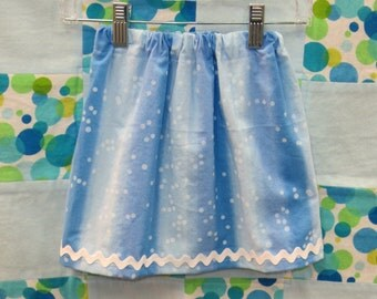 Girls Skirts - Toddler Skirts - Fade Into Blue - 2/3T
