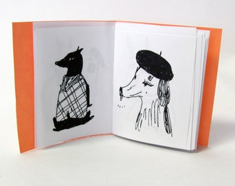 Stylish Pets, mini zine