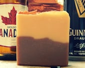 Black and Tan Beer Soap - Gifts for Men