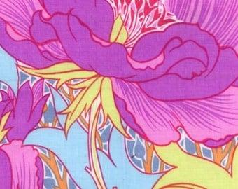Kaffe Fassett Flowers Full Blown Philip Jacobs Fabric 1 yard