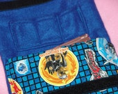 KAMEN RIDER WIZARD quilted soft Nintendo Ds / 3Ds pouch