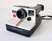 Polaroid One Step camera - kitschcafe