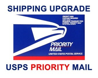 Shipping priority USPS 2 to 3 days in US