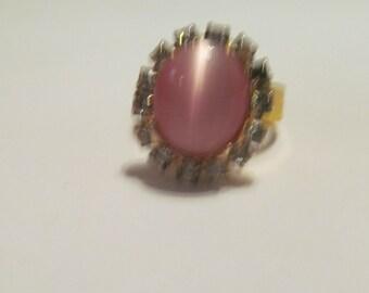 pink moon glow ring