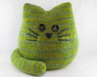 Pickles the Cat Pattern, Instant Download, Amigurumi, Softie