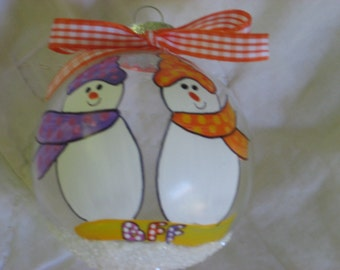 Best Friends Forever - Personalized and Hand Painted