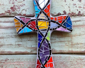 Mosaic MIxed Cross