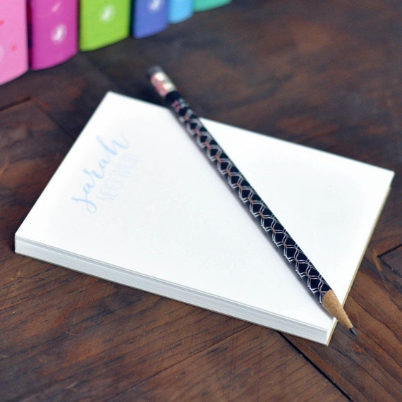 Custom Notepads Memo Pads: Personalized Small Note Pad