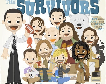 Jack and the Survivors