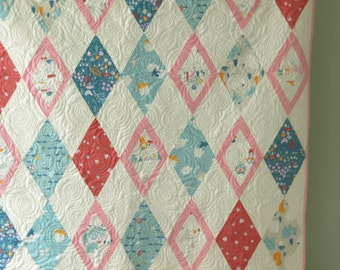 SALE!!! Big Top Quilt Pattern - Paper Pattern