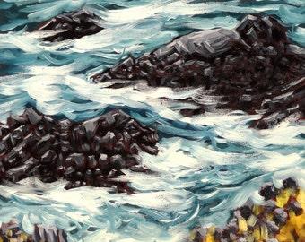 North Atlantic Seascape