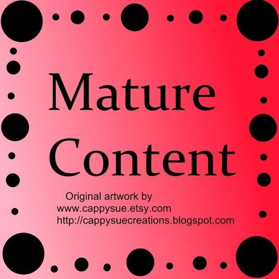 Mature Penis and Vagina Nativity