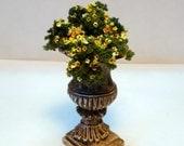 miniature tall urn