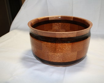 Large Lacewood  Bowl L508