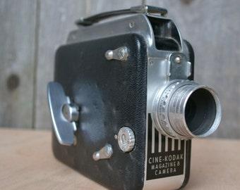 Vintage Cine Kodak Magazine 8 Camera