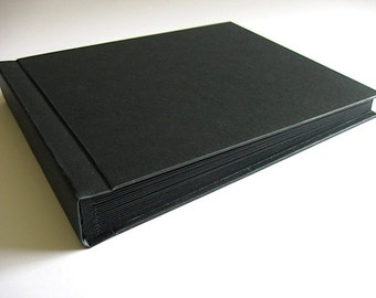 All Black or White Photo Album