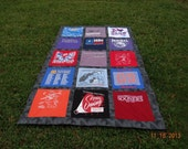 T shirt Quilt with your Tshirts
