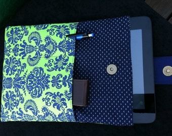 Tablet, IPad Sleeve, Cover, Case by JoJo Couture