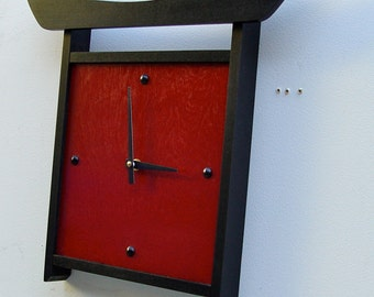 Japanese-style  Wall Clock, Unique Clock